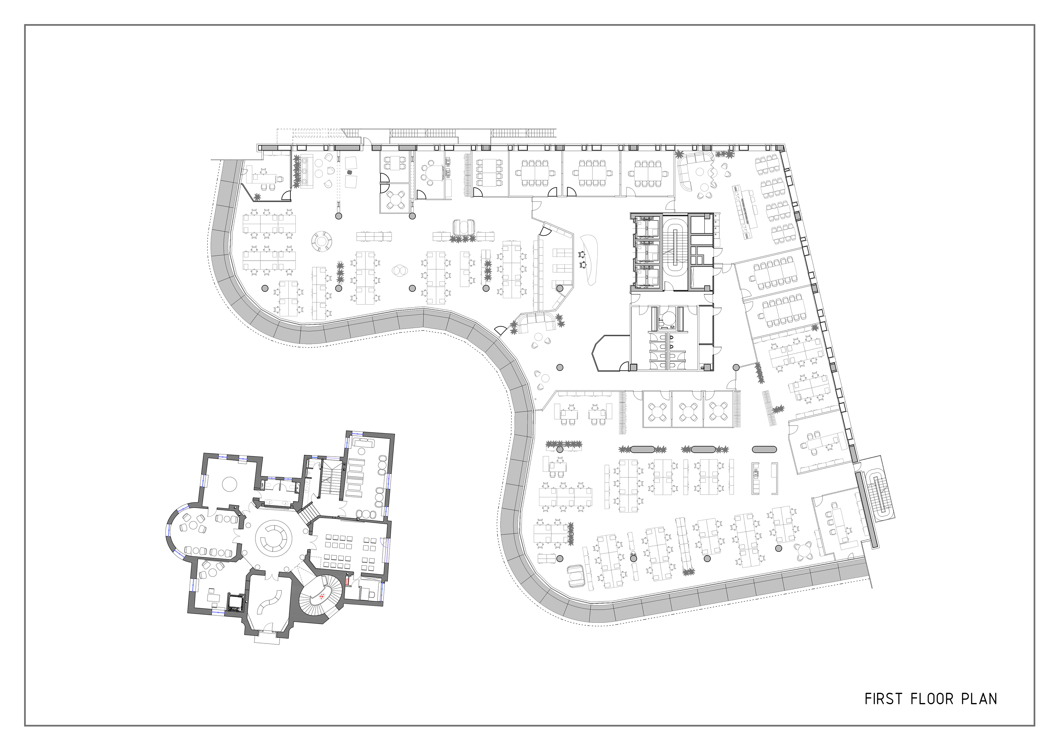 DSBA_FIRST FLOOR PLAN